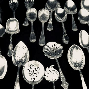 Picture of Sell Us Second-Hand Sterling 925 Silverware!